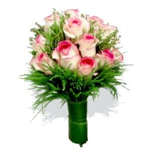 Bouquet Dègradè Rosa