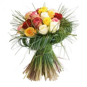 Bouquet de Rosas Multicolor